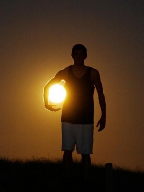 我和太阳 - 540366843 - 大海的博客