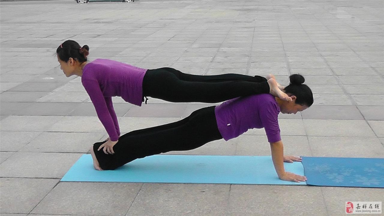 图片图片 双人瑜伽体式图片 图双人瑜伽体式图片