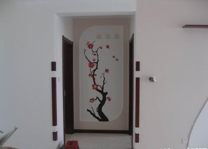 墙体彩绘 【手绘】已经进入现代装修行列 欢迎新老客户