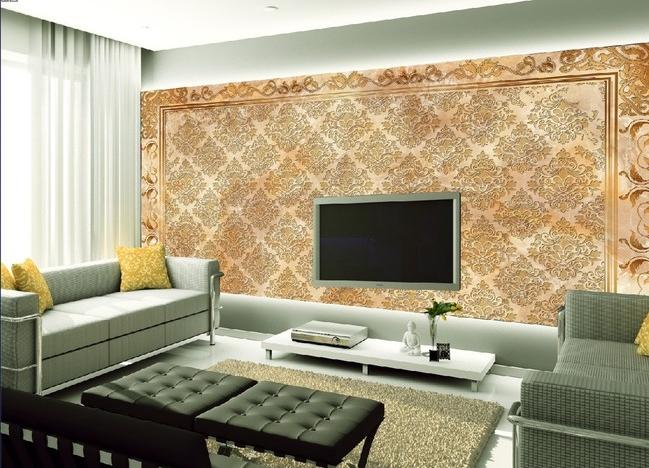 艺术玻璃影视墙,背景墙 高清图片