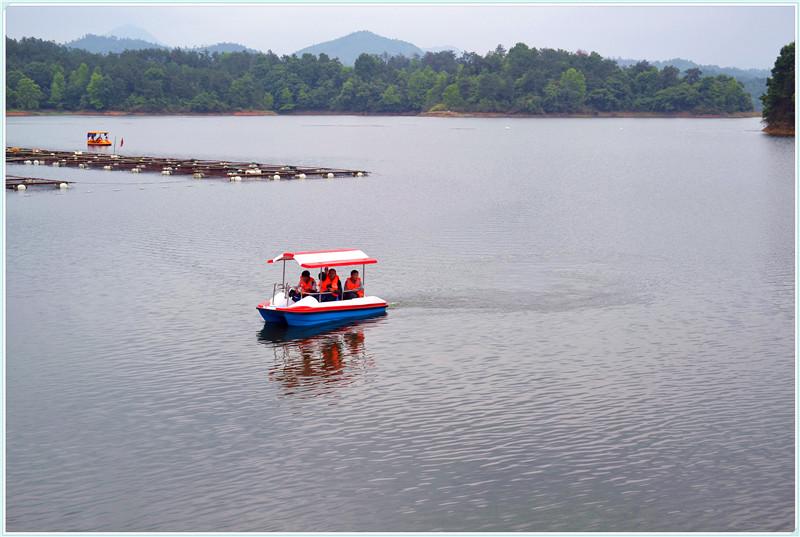 南丰潭湖美景