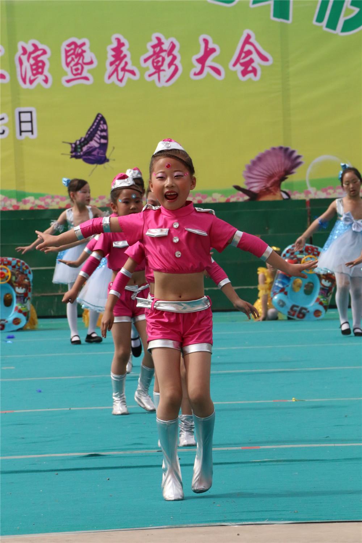 5.27西街小学六一儿童节