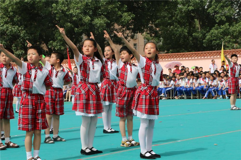 2014.5.27西街小学六一儿童节