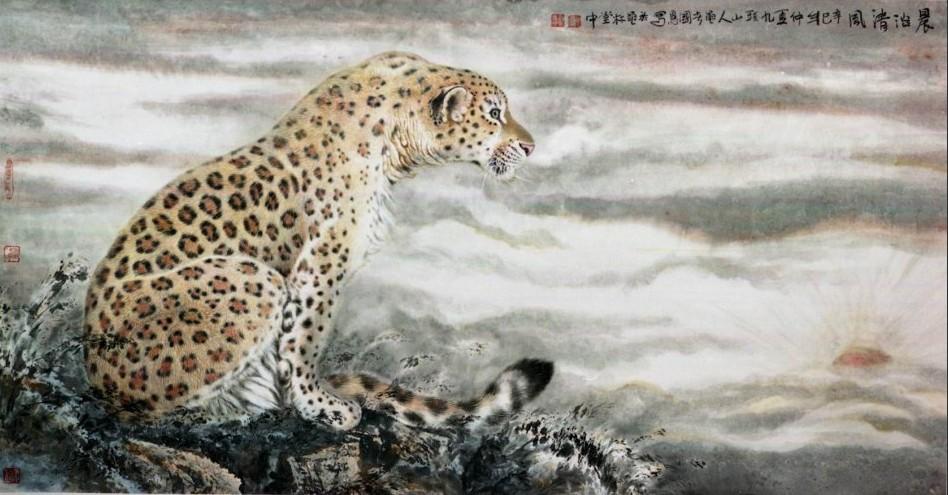 刘国恩定西艺术交流