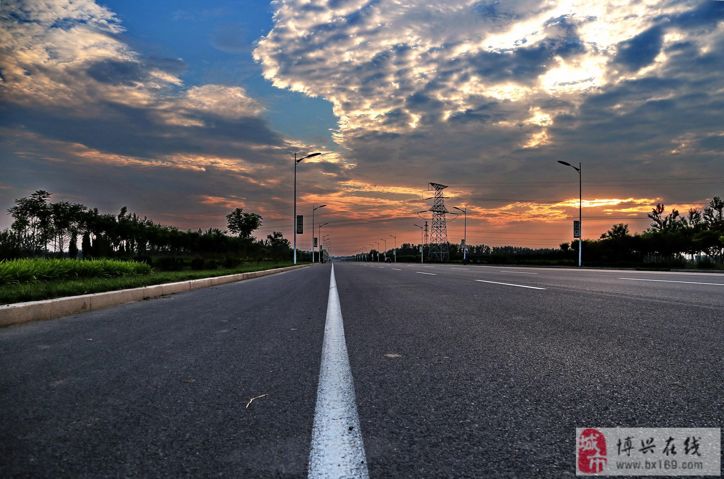 道路 高速 高速公路