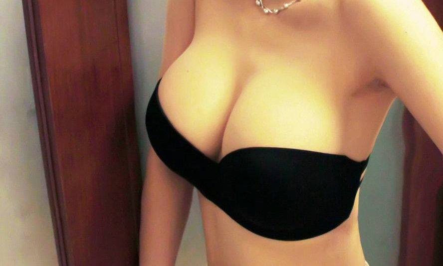 2013网络美女美胸大赛