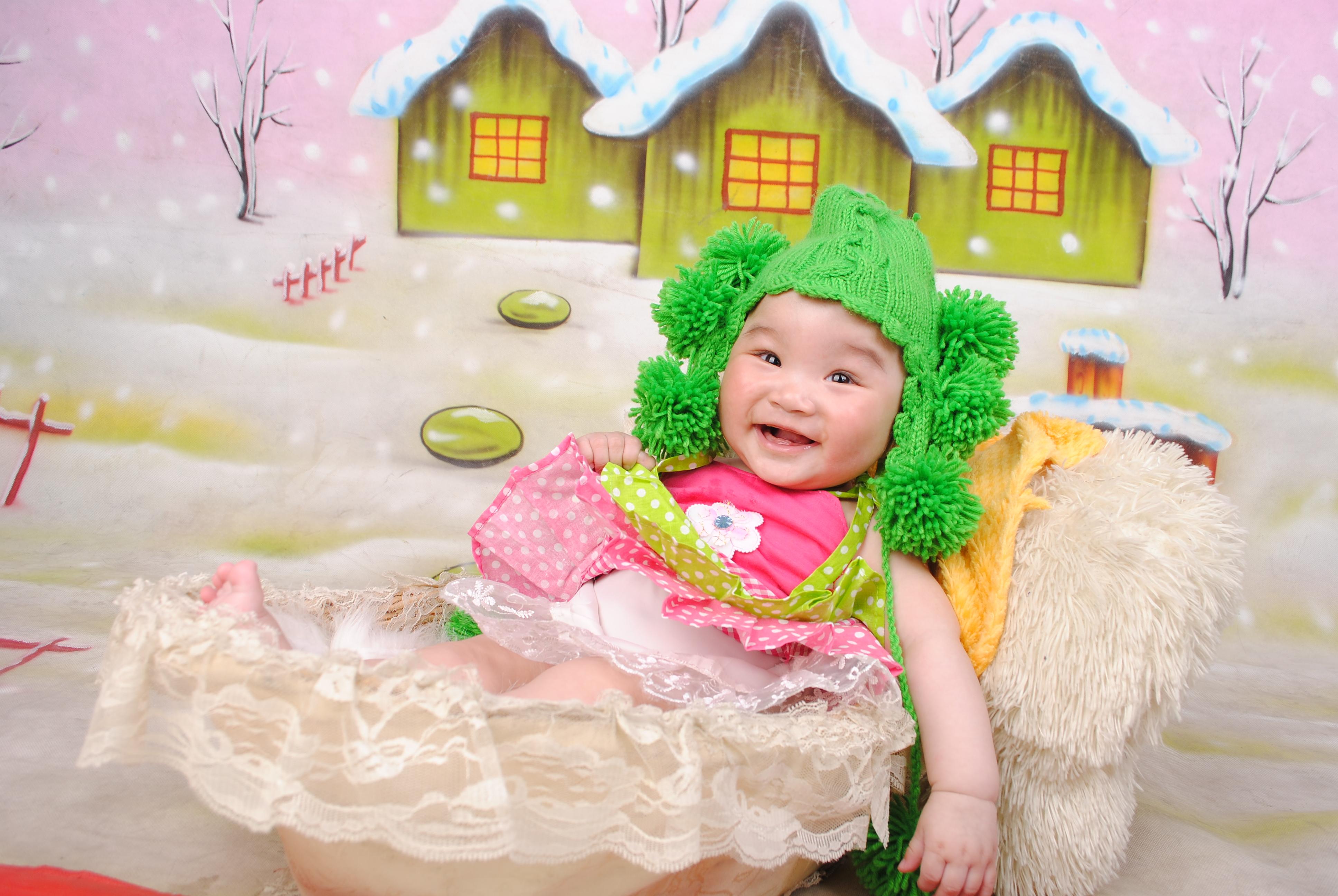 绿色摇篮儿童内衣