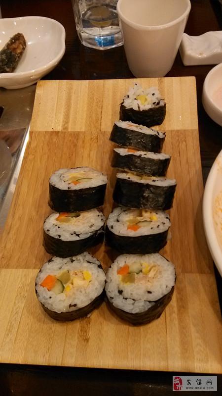 安溪美食之――吃不饱的韩国料理哈!