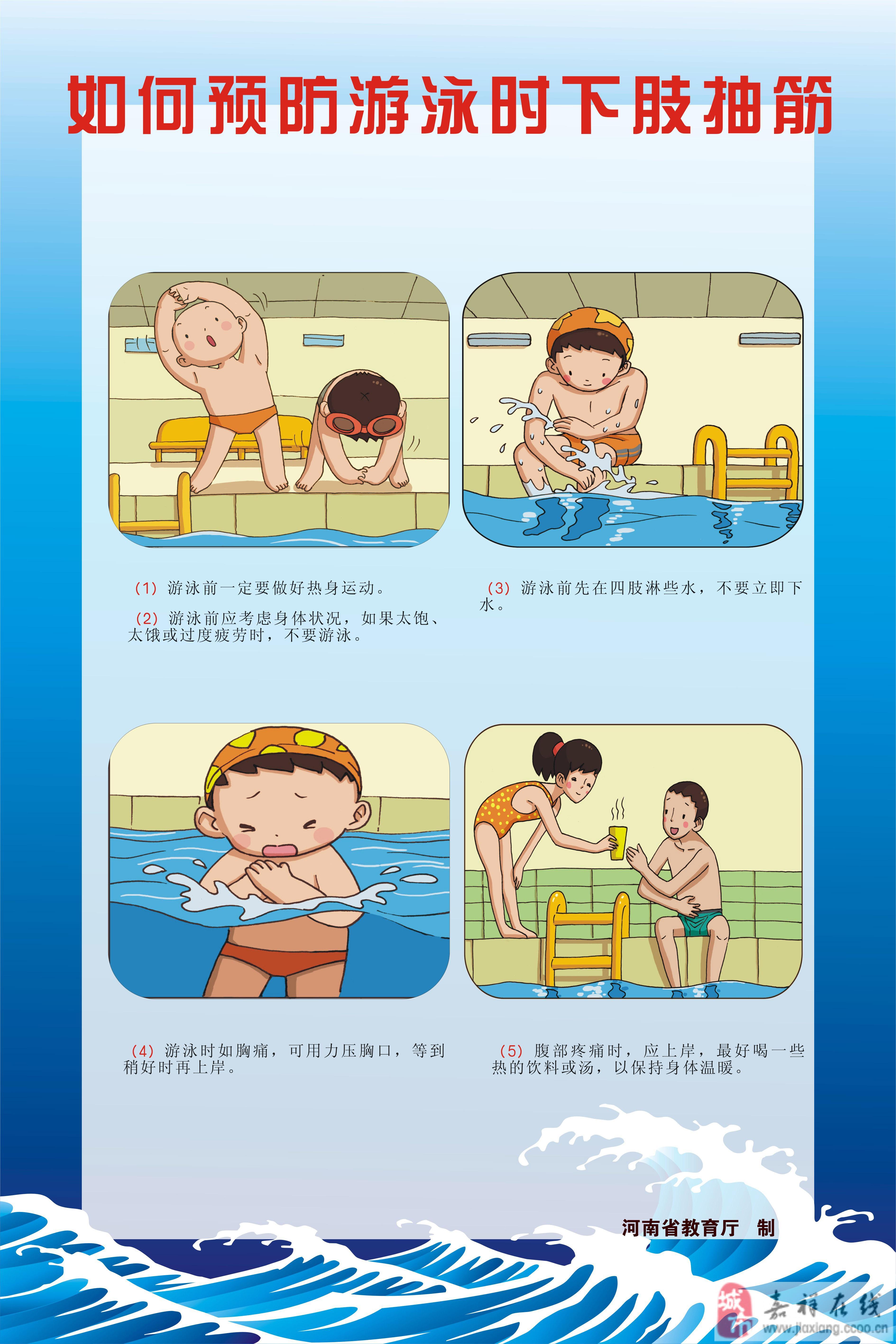儿童安全版式设计