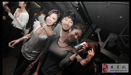 原创韩国济州岛场攻略韩国夜店美女疯狂照
