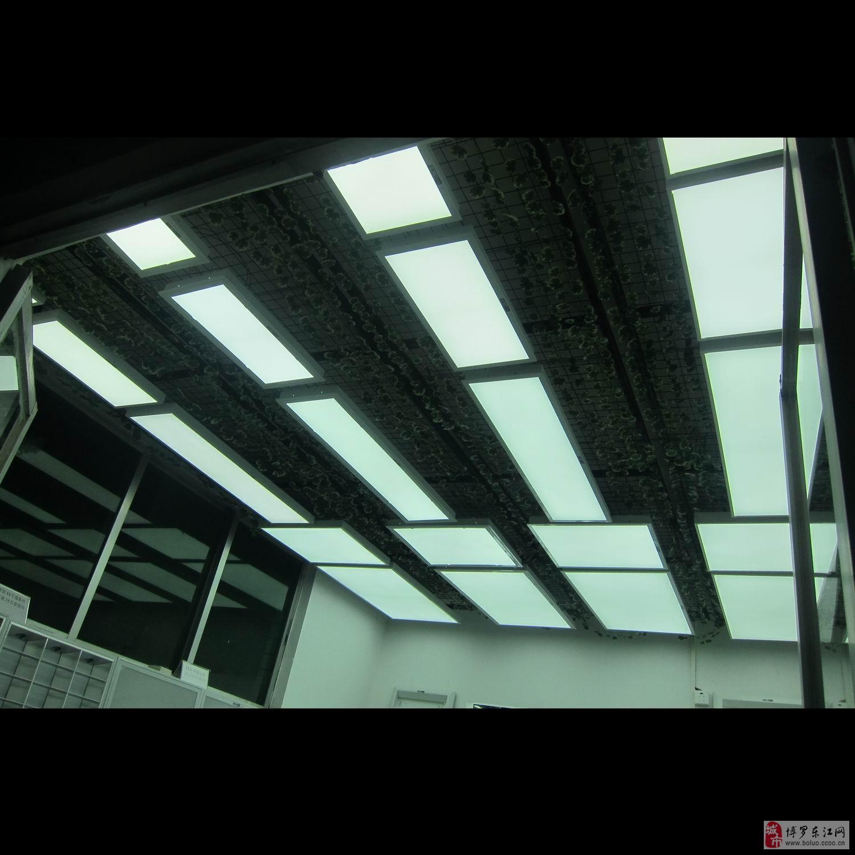 led直面发光面板灯