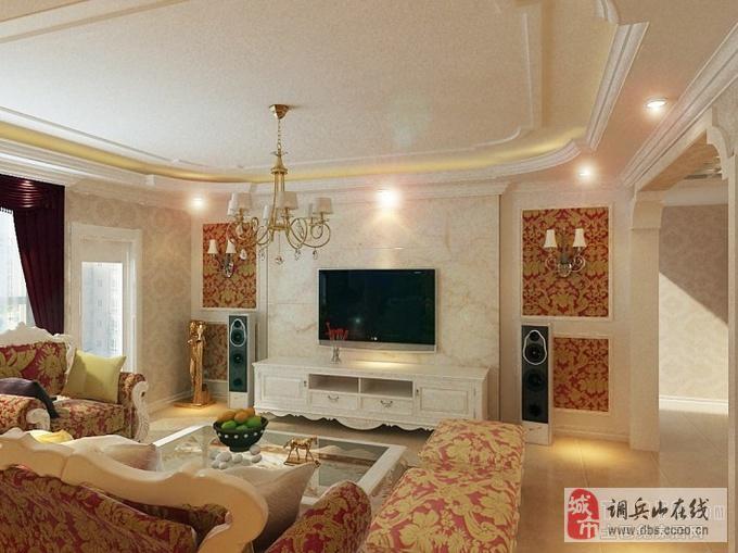 2013客厅装修效果图大全 家装大本营 调 高清图片