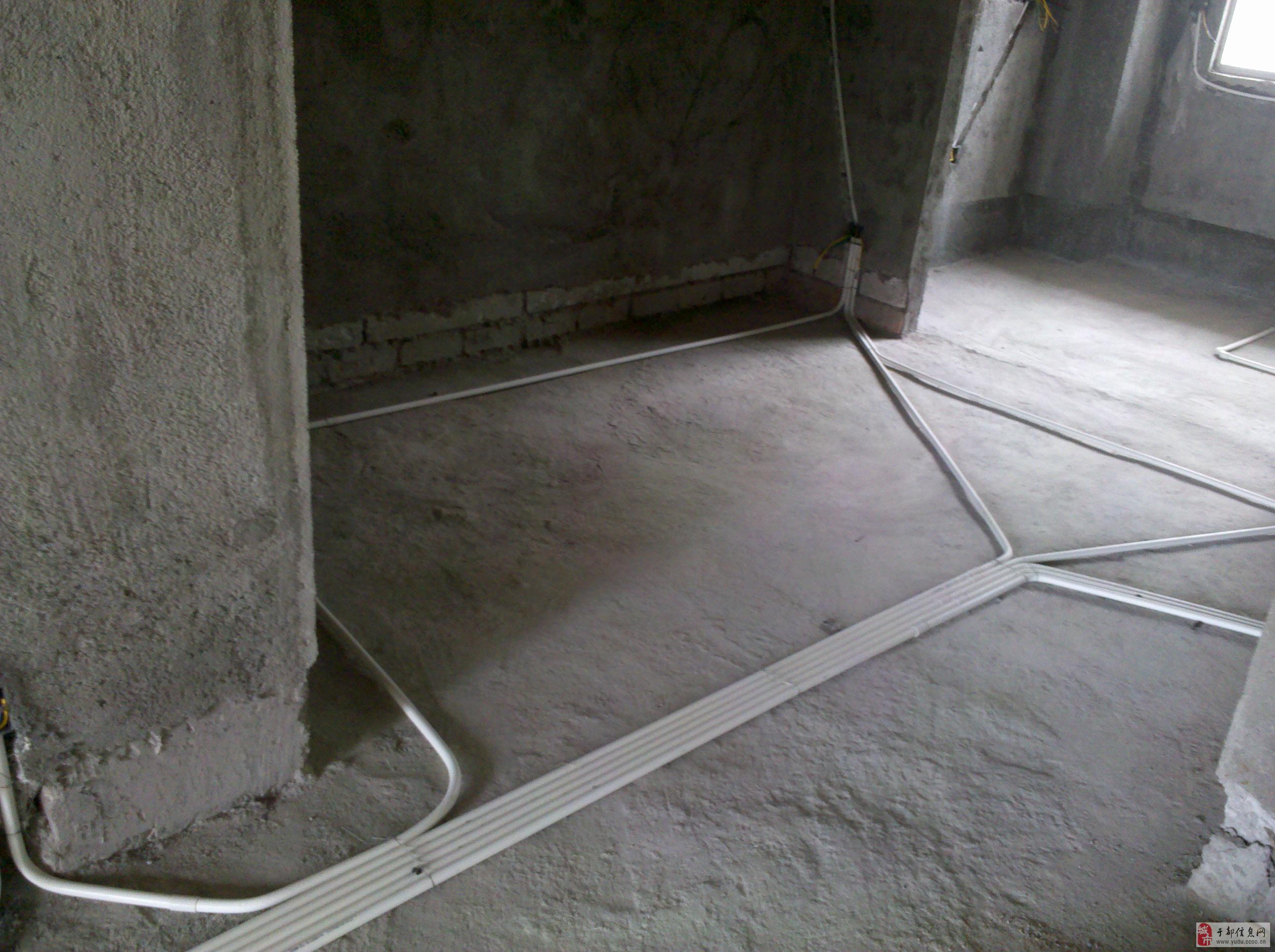 [原创]新装修的水电布线图