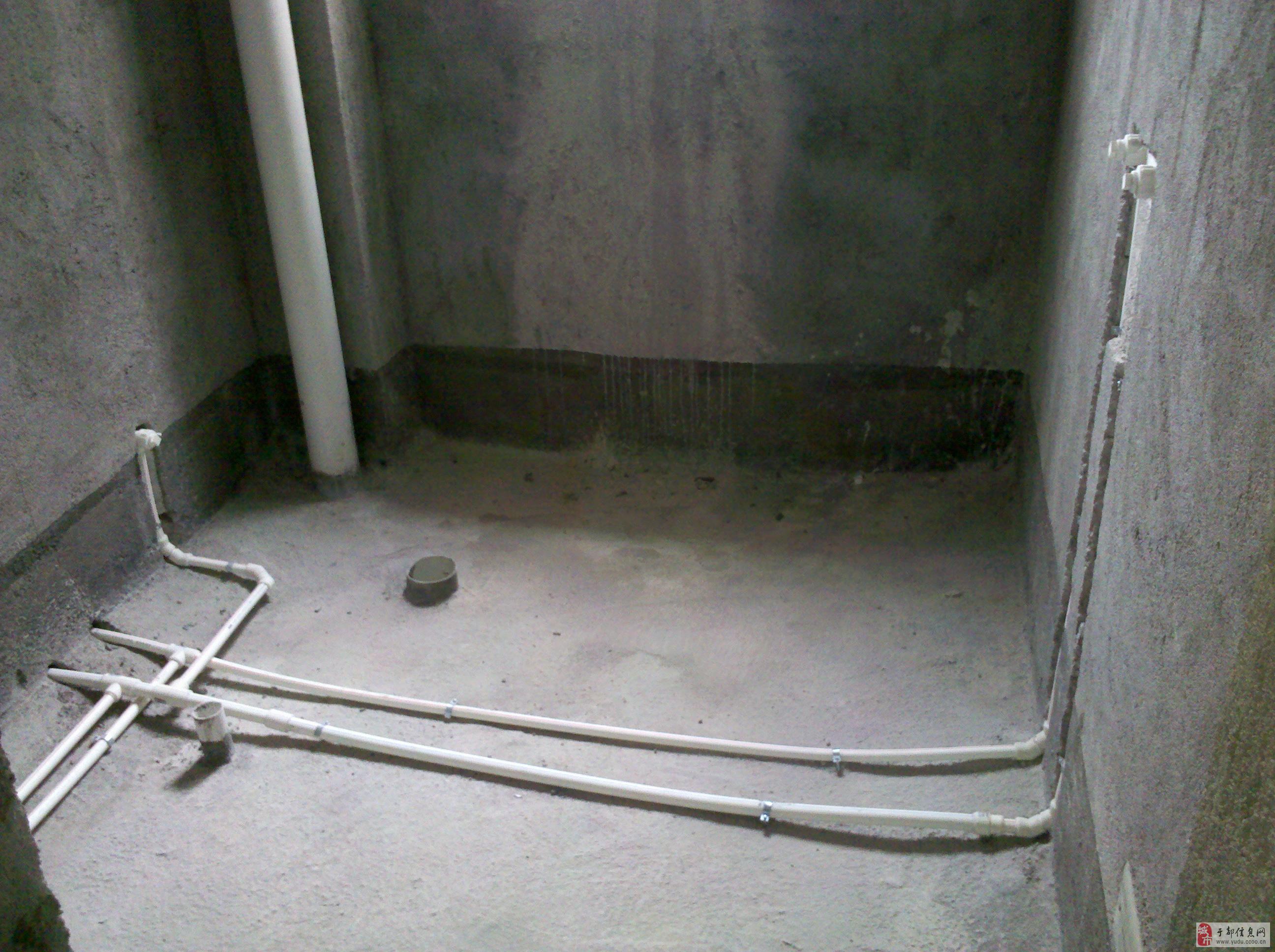 房子装修水电布线图图片 家庭水电装修布线图,房子装修水电