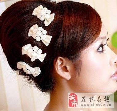 2014结婚新娘发型 结婚必看最流行的新娘发型元素