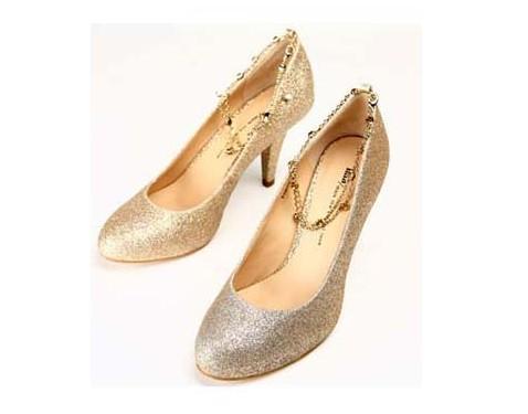 新娘婚鞋,精致唯美
