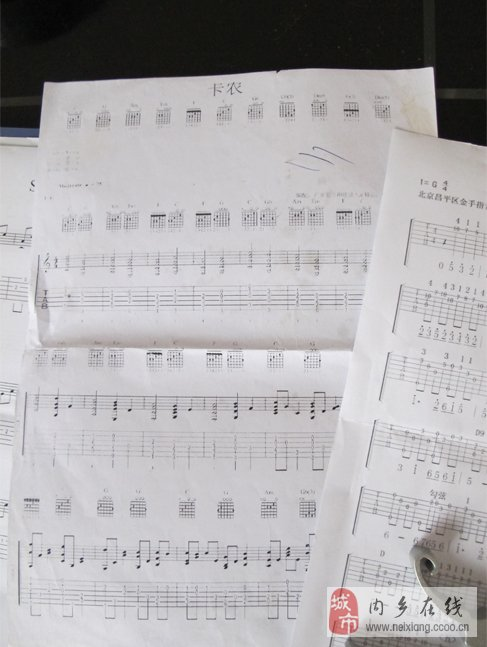 梦中的婚礼c调钢琴简谱