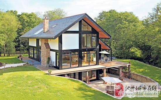 设计图分享 农村十米乘十米房子设计图  农村盖房子设计图带院子-带