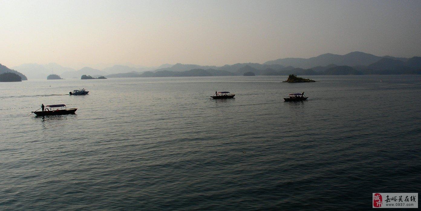 千岛湖随拍_原创摄影_嘉峪关论坛