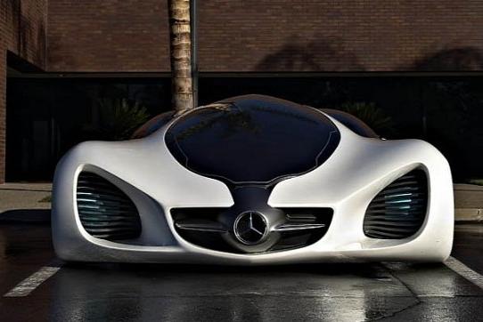 新潮概念汽车欣赏