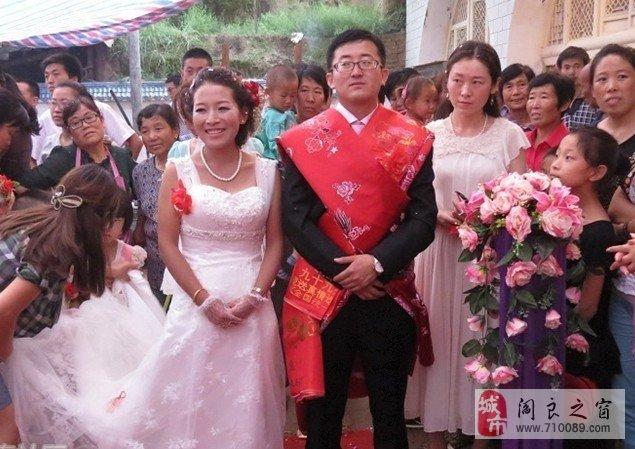 主题: [贴图]感受地道的陕北婚礼图片