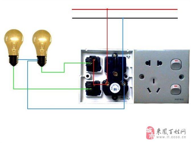 [原创][分享]家用电路基本接线法和电气元件选购