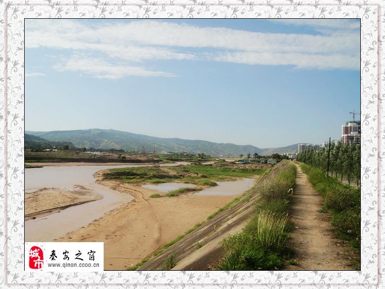 [原创]秦安:葫芦河畔景秀
