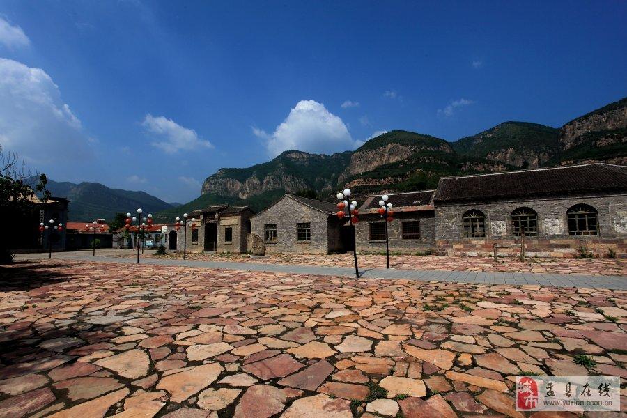 山西省和顺县许村 图片合集