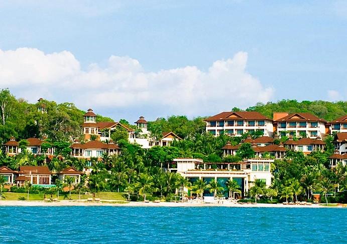 外媒评选:全球十大最美喜来登度假酒店 中国榜上有名