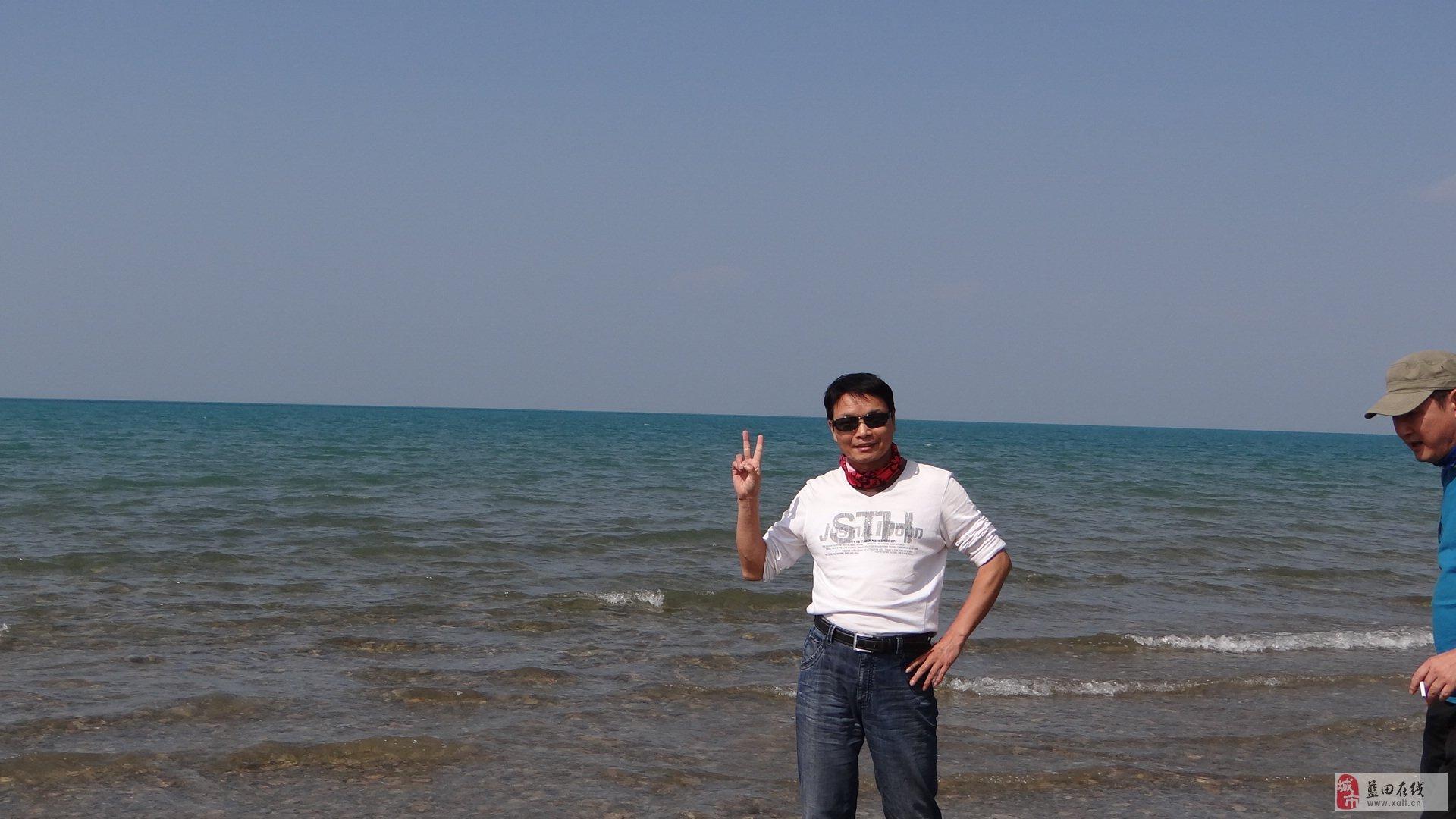 蓝天户外在青海湖