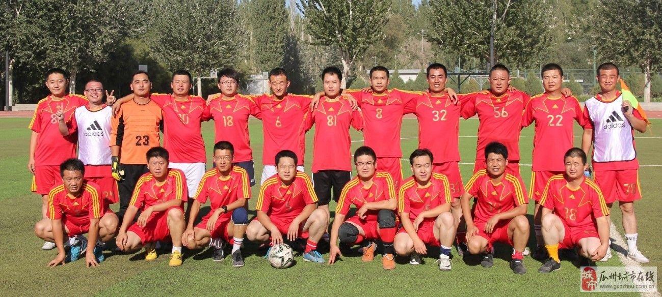 瓜州方舟足球俱乐部与敦煌飞天足球俱乐部比赛
