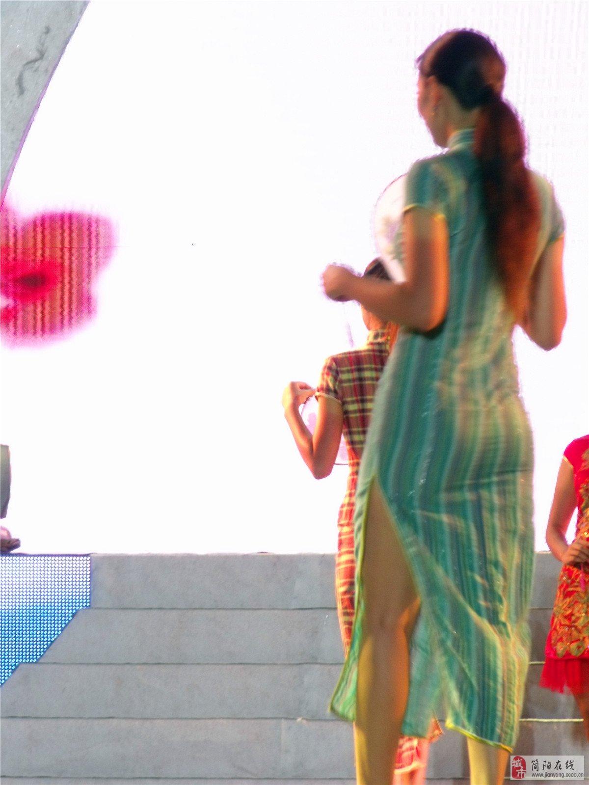 赛总决―――― 旗袍