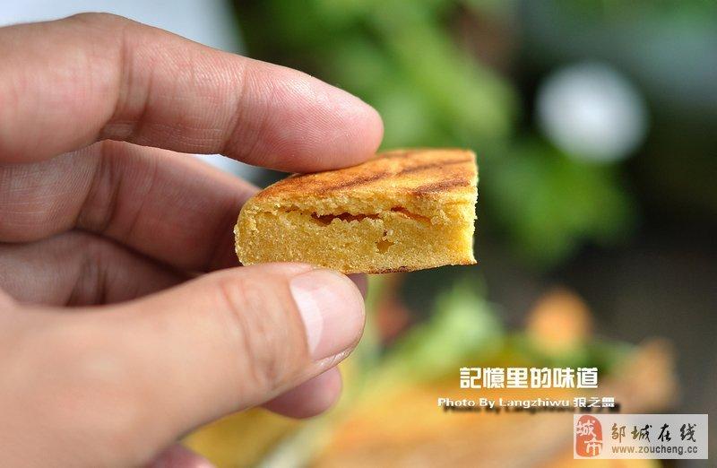 玉米饼子就小咸鱼  ――――  记忆里的味道