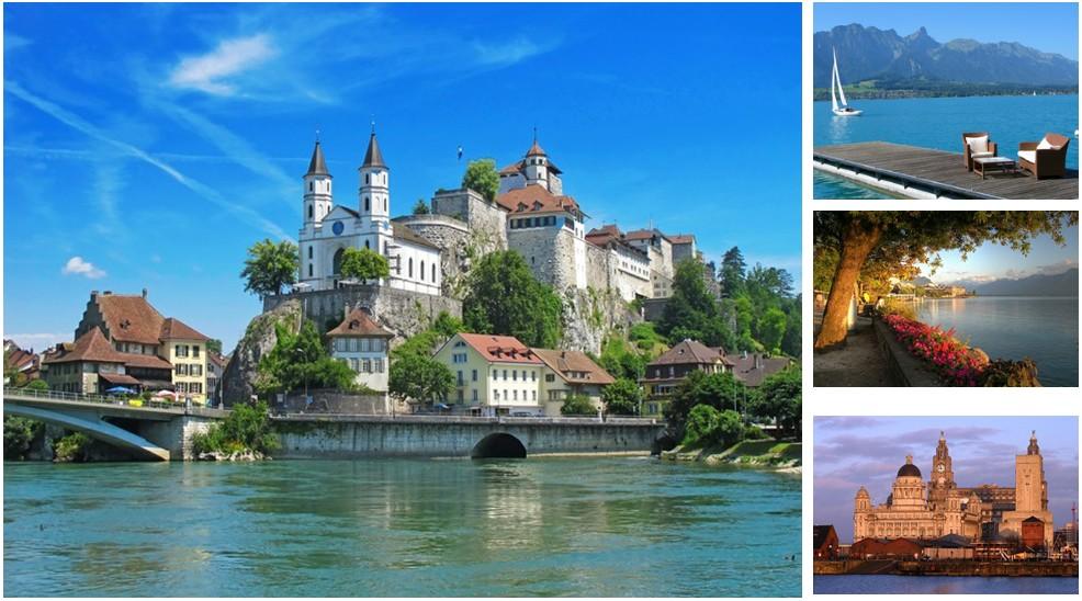 瑞士冰雪能量之旅-瑞士青春源