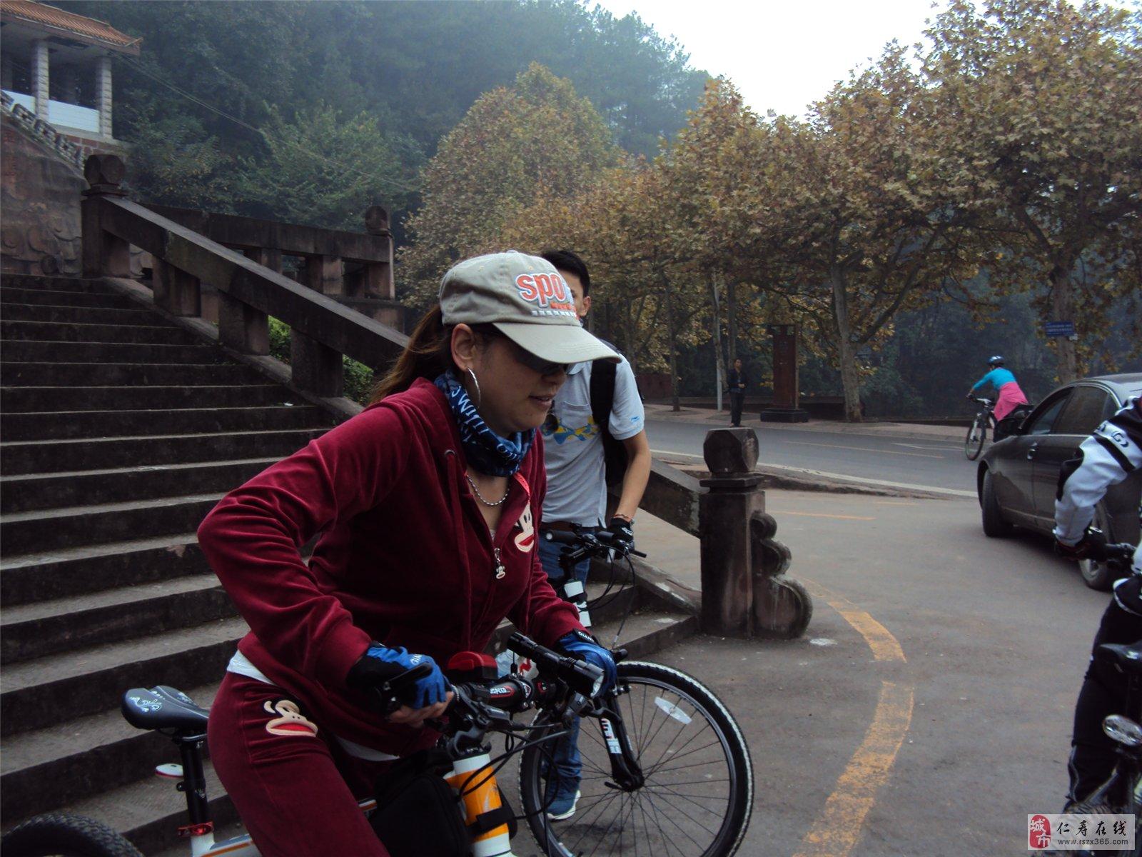 黄龙溪/主题: 秋季单车骑行玩转黄龙溪.....走起..