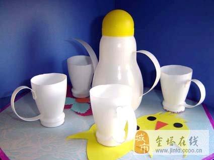 Поделки из пластиковых бутылок и посуды