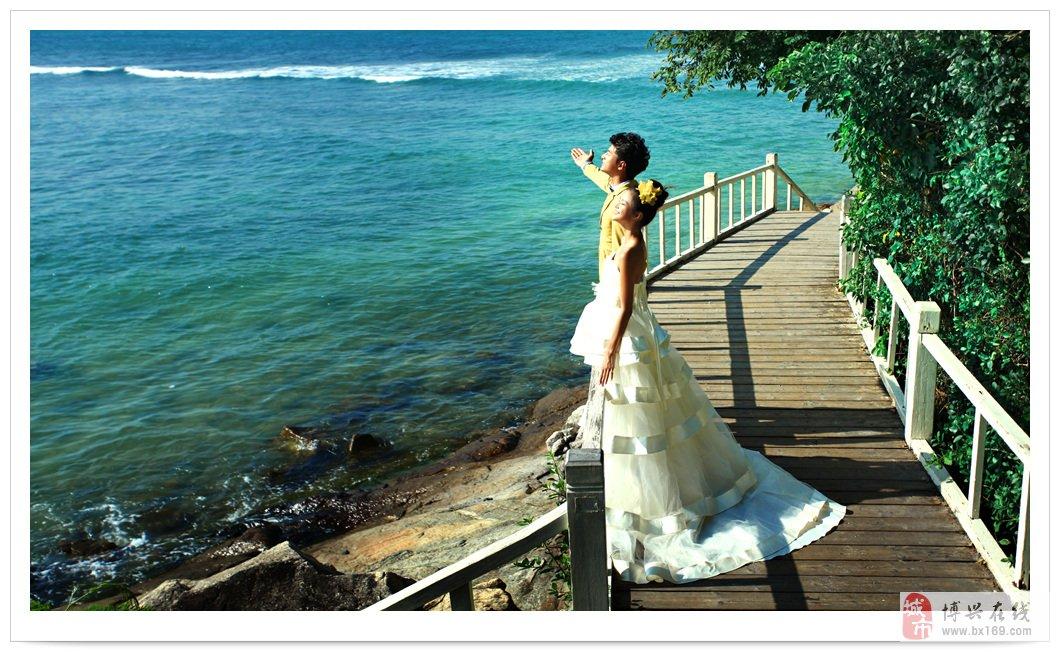 三亚婚纱摄影首选薇薇新娘——三亚外景拍婚纱照攻略