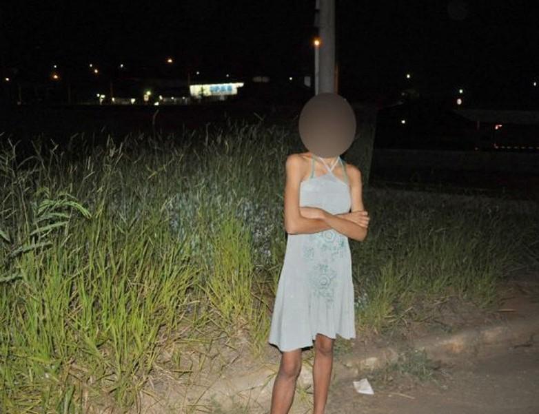 【发现世界】组图:巴西高速路边童妓地狱人生 最小仅9