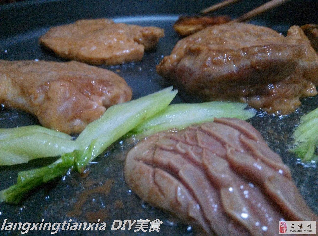 个人厨艺...在家DIY 煎猪排 农家土鸡蛋 猪腰花等等美食