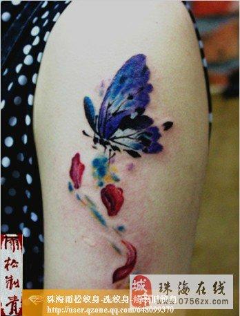 珠海专业纹身-纹身覆盖疤痕胎记_美容健康_珠海论坛图片