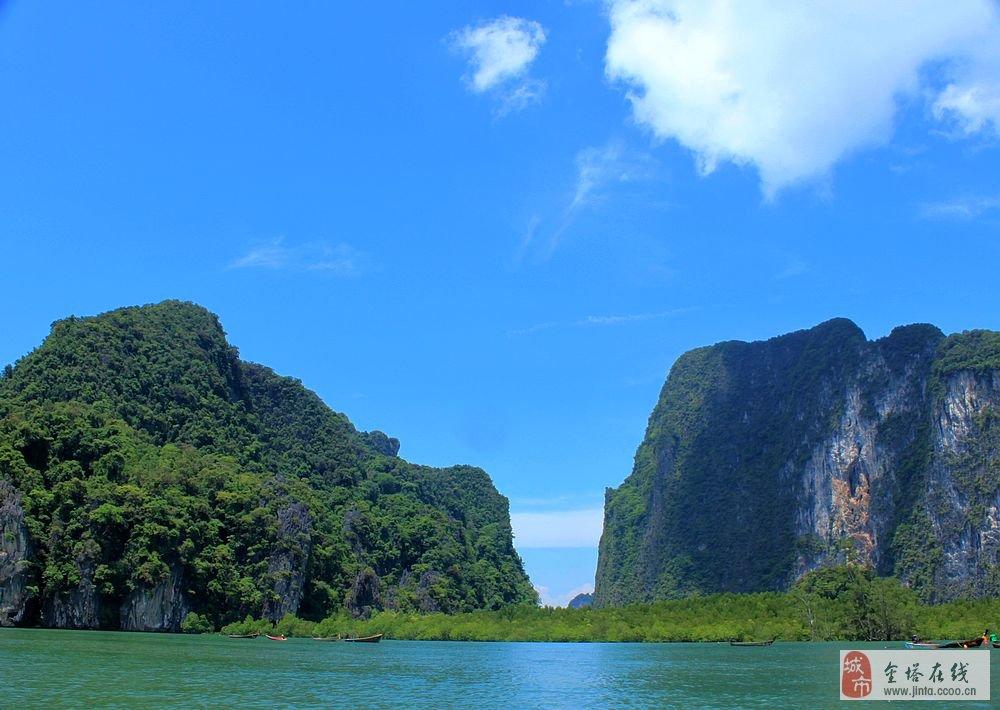 康辉旅游-泰国普吉岛,浪漫的度假天堂~