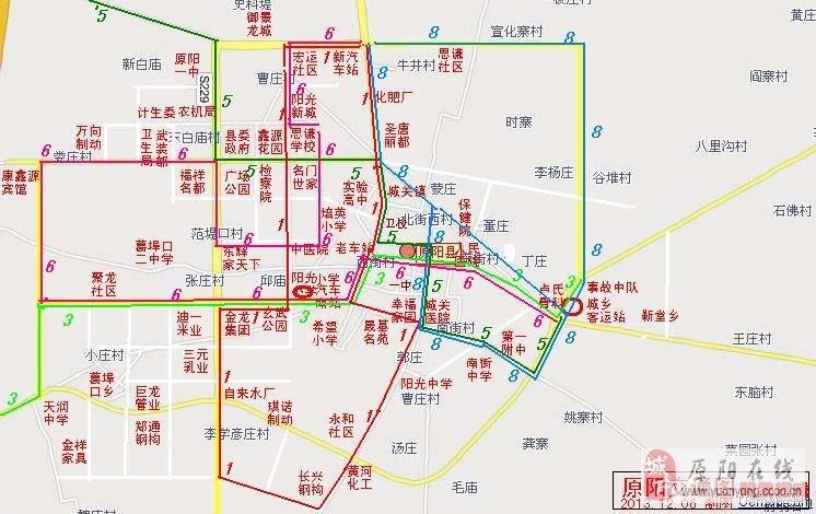 新乡到长垣的地图