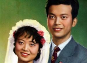 趣谈中国婚礼解放60年以来