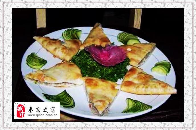 秦安麻腐饼