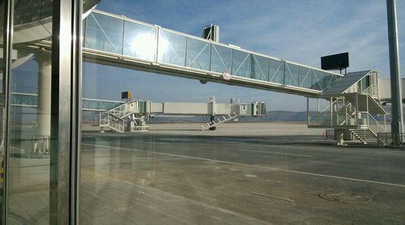 吕梁飞机场照片