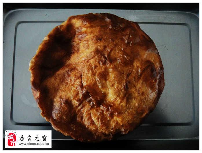 秦安美食之秦安油饼