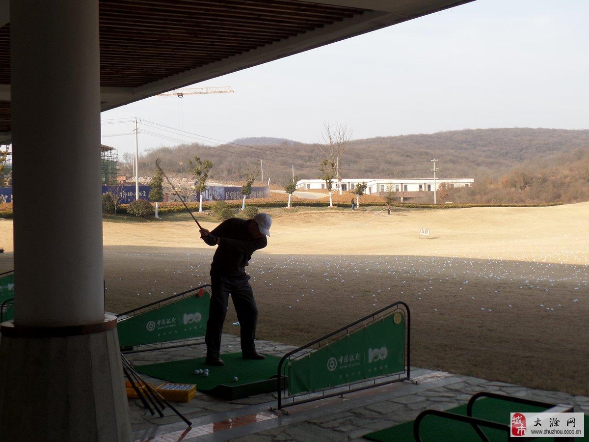 冠景高尔夫训练场