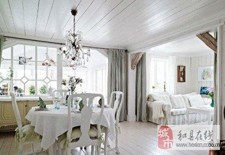 清新的北欧风,喜欢简洁的纯白。