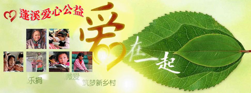 蓬溪县返乡大学生协会封面