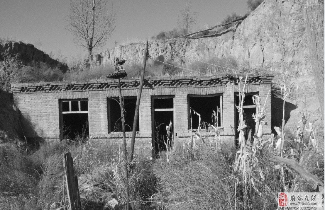 农村的旧房子,被时代遗弃的角落